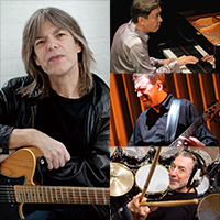 MIKE STERN BAND featuring MAKOTO OZONE, TOM KENNEDY & SIMON PHILLIPS