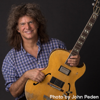 """PAT METHENY """"SIDE EYE"""" with JAMES FRANCIES & NATE SMITH"""