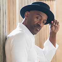 """MARCUS MILLER """"LAID BLACK""""  with special guest BUTTERSCOTCH  Countdown & New Year Live"""