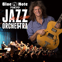 BLUE NOTE TOKYO ALL-STAR JAZZ ORCHESTRA  directed by ERIC MIYASHIRO  with special guest PAT METHENY