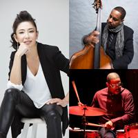 JUNKO ONISHI presents JATROIT featuring ROBERT HURST & KARRIEM RIGGINS