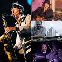 BILL EVANS 30th ANNIVERSARY SUPER BAND  with special guest ROBBEN FORD