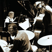 CHICK COREA TRILOGY  featuring CHRISTIAN McBRIDE and BRIAN BLADE