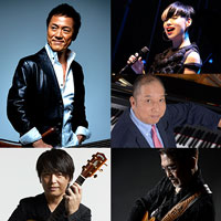 TETSUO SAKURAI with FRIENDS  featuring Shiho, MINORU MUKAIYA  & KAZUMI WATANABE  special guest:KOTARO OSHIO