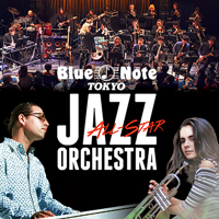 """Celebrate """"International Jazz Day"""" with  BLUE NOTE TOKYO ALL-STAR JAZZ ORCHESTRA  directed by ERIC MIYASHIRO  featuring ALFREDO RODRIGUEZ & ANDREA MOTIS"""