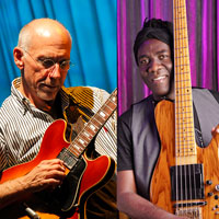 LARRY CARLTON with special guest RICHARD BONA