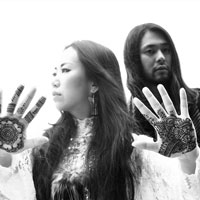 orange pekoe  Sings songs from Organic Plastic Music