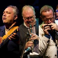 I MAGNIFICI Tre  featuring FRANCESCO BUZZURRO,  NICOLA GIAMMARINARO, GIUSEPPE MILICI