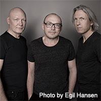RYMDEN featuring BUGGE WESSELTOFT, DAN BERGLUND & MAGNUS OSTROM