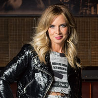 """CANDY DULFER """"A celebration: 50 years saxy""""  with special guest HANS DULFER"""