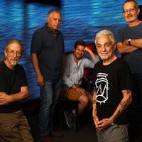 STEVE GADD BAND JAPAN TOUR 2019  featuring DAVID SPINOZZA, KEVIN HAYS, JIMMY JOHNSON & WALT FOWLER