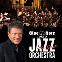 BLUE NOTE TOKYO ALL-STAR JAZZ ORCHESTRA  directed by ERIC MIYASHIRO  with special guest DAVID SANBORN