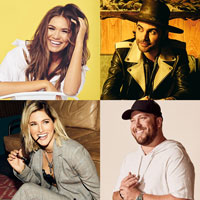 "COUNTRY MUSIC ASSOCIATION presents ""INTRODUCING NASHVILLE""  featuring Abby Anderson, Niko Moon, Cassadee Pope & Mitchell Tenpenny"