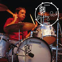 BUDDY RICH BIG BAND  featuring CATHY RICH & GREGG POTTER  with special guest DANNY SERAPHINE of CHICAGO