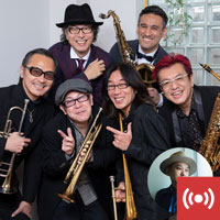 """BIG HORNS BEE Party vol.3  Funky """"Delight"""" Session"""